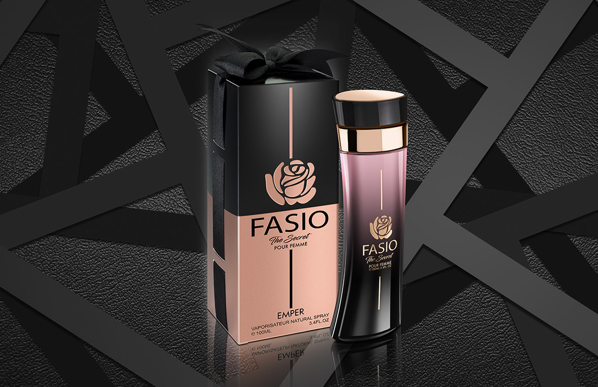 снимка на Fasio Secret, 100 ml