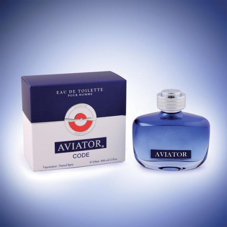 снимка на AVIATOR CODE MEN, 100 ml