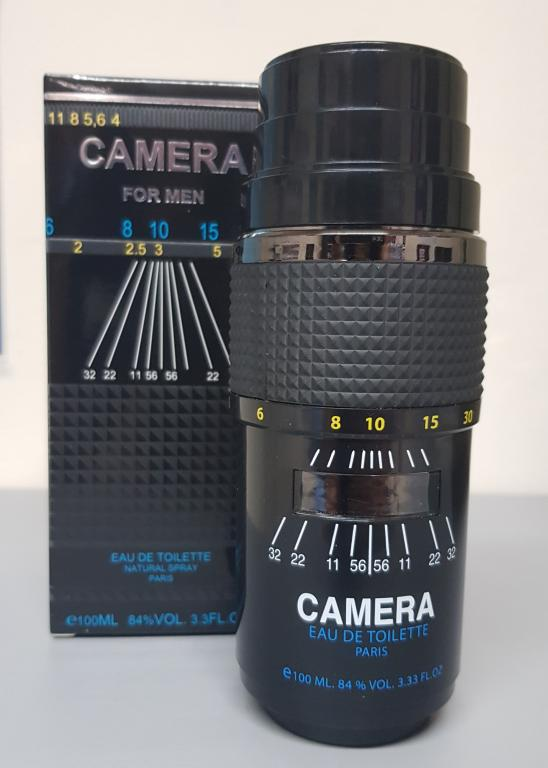 снимка на Camera for men, 100 ml