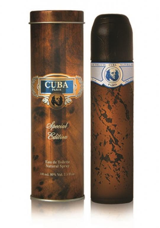 снимка на Cuba Blue Special for men, 100 ml