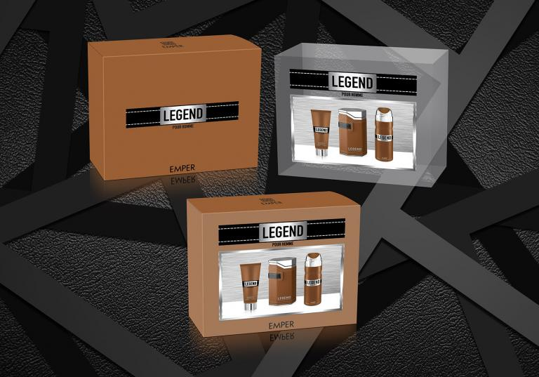 снимка на Legend Gift Set