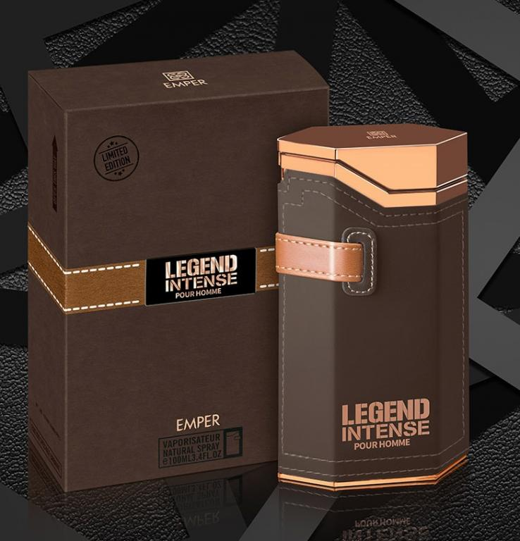 снимка на Legend Intense, 100 ml