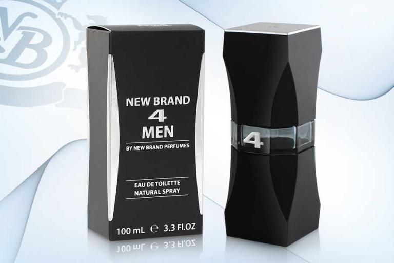 снимка на New Brand 4 men, 100 ml