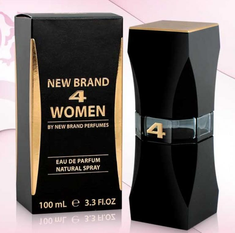 снимка на New Brand 4 women, 100 ml