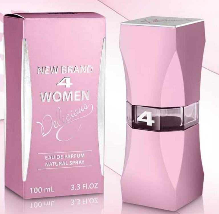 снимка на New Brand 4 women delicious, 100 ml