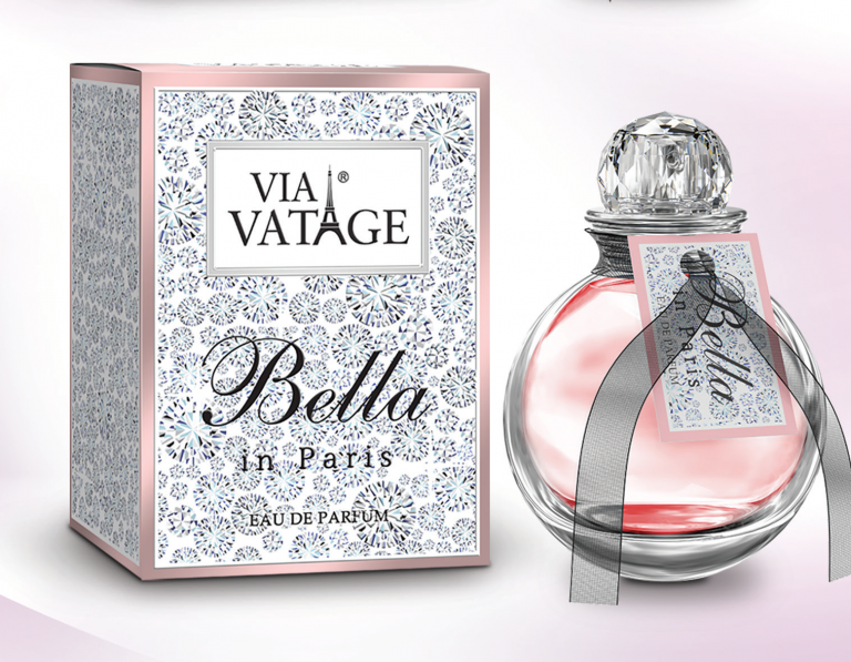 снимка на VIA VATAGE BELLA IN PARIS for women, 100 ml