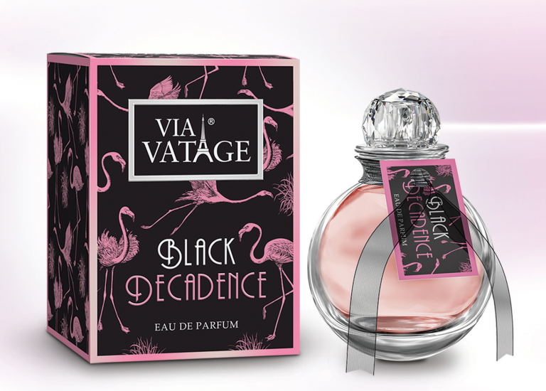 снимка на VIA VATAGE BLACK DECADANCE for women, 100 ml